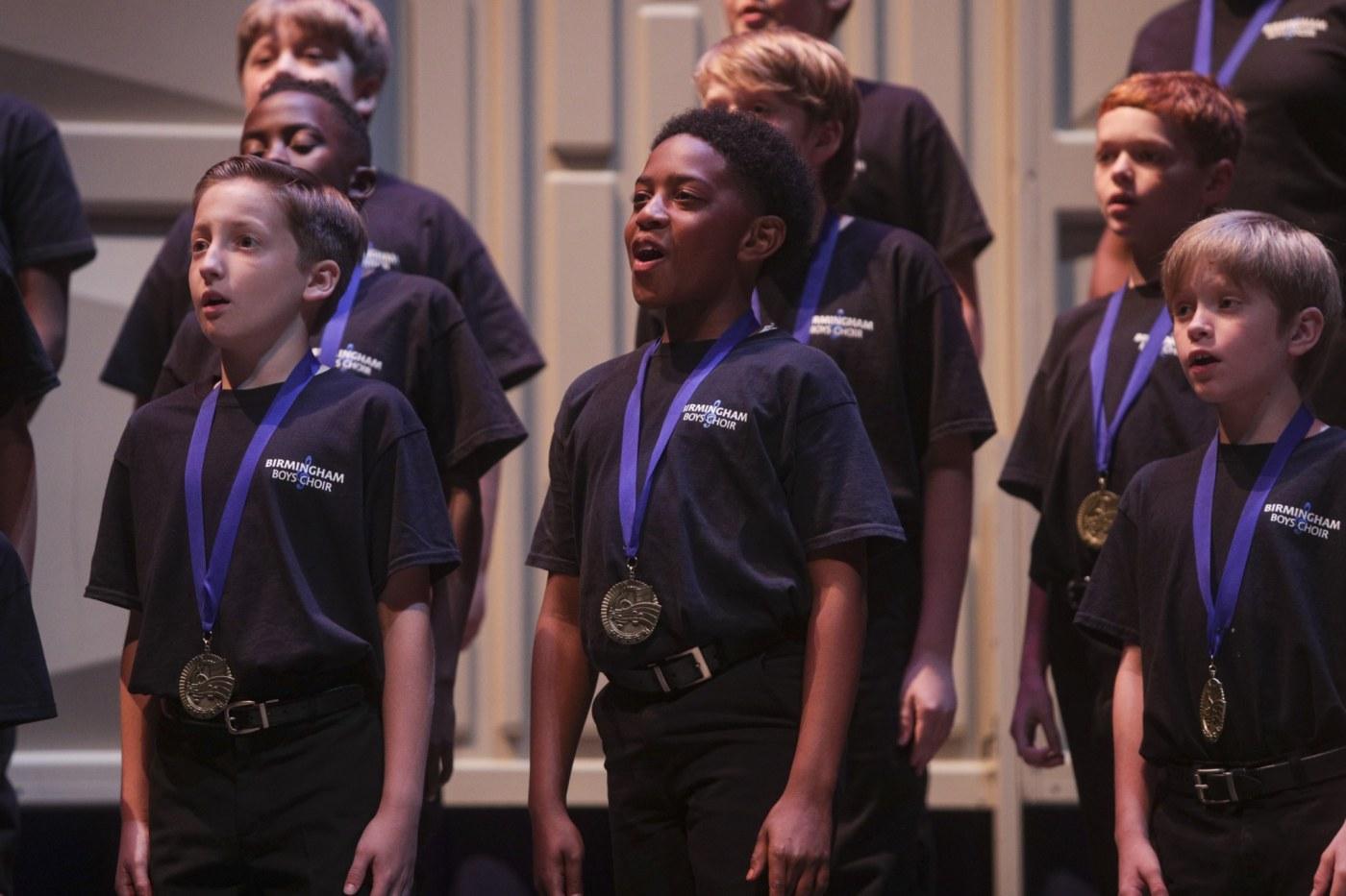 Birmingham, Birmingham Boys Choir
