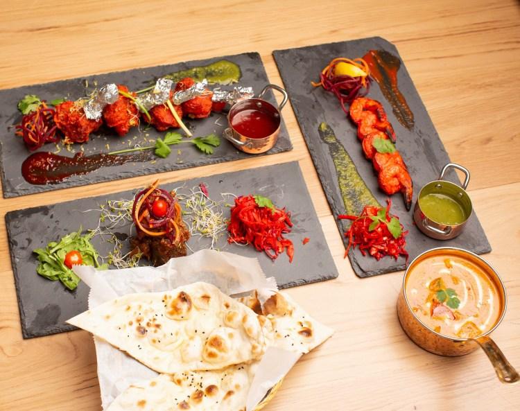 Birmingham, Bay Leaf Modern Indian Cuisine & Bar