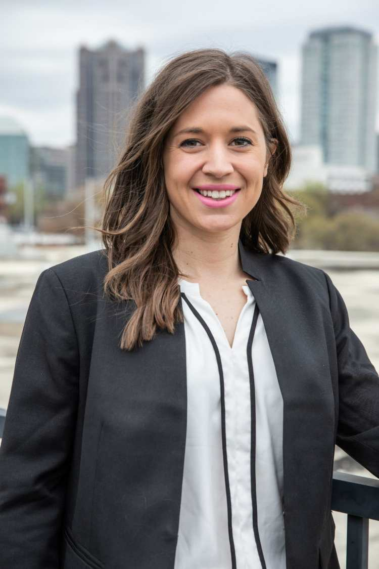 Haley Medved Kendrick is moving from Innovate Birmingham to Bronze Valley Accelerator