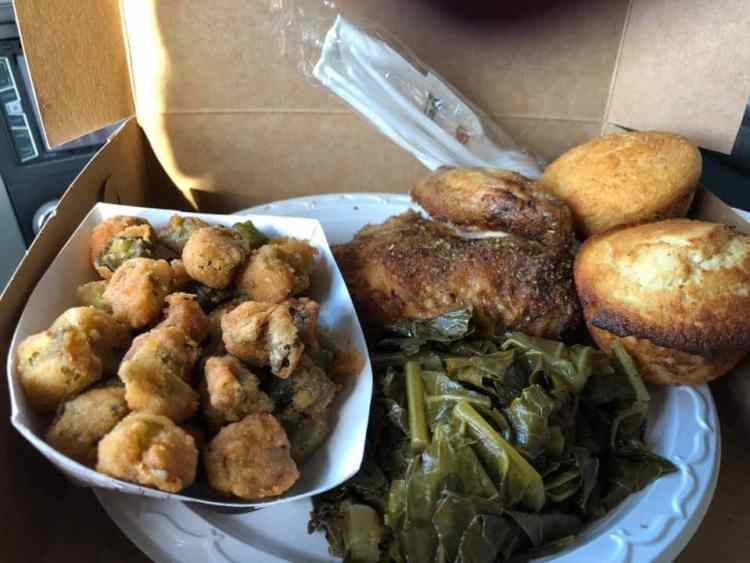 Food at Niki's West in Birmingham is one of Finebaum's favorites