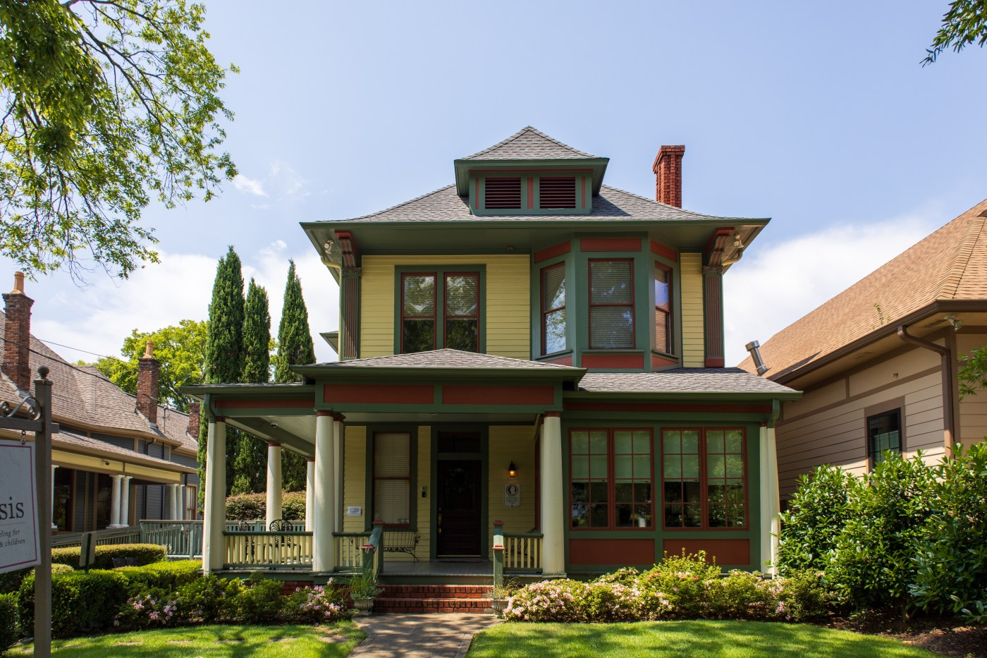 Anderson Place Historic District