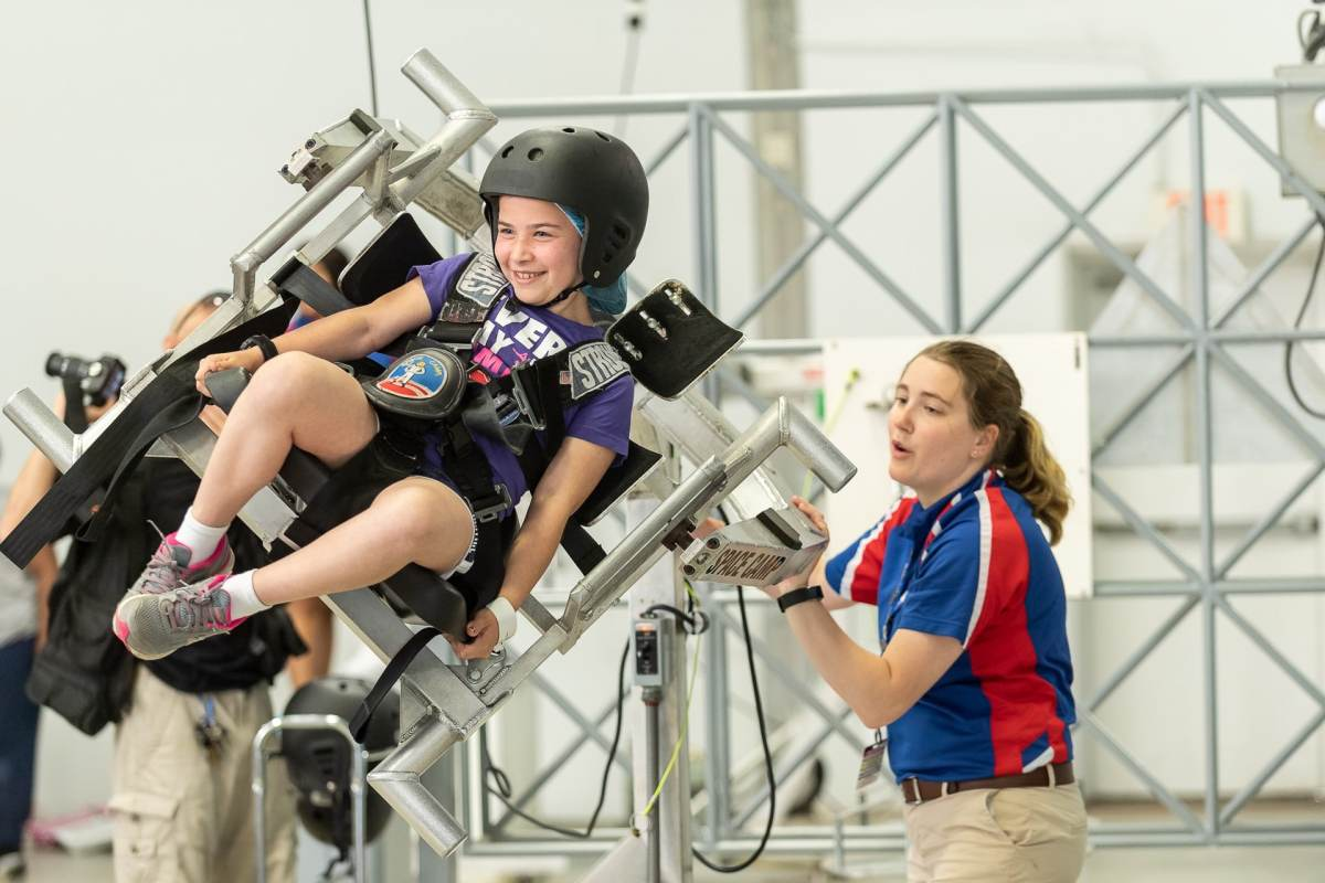 Mission accomplished. U.S. Space and Rocket Center raises $1.5 million in 8 days