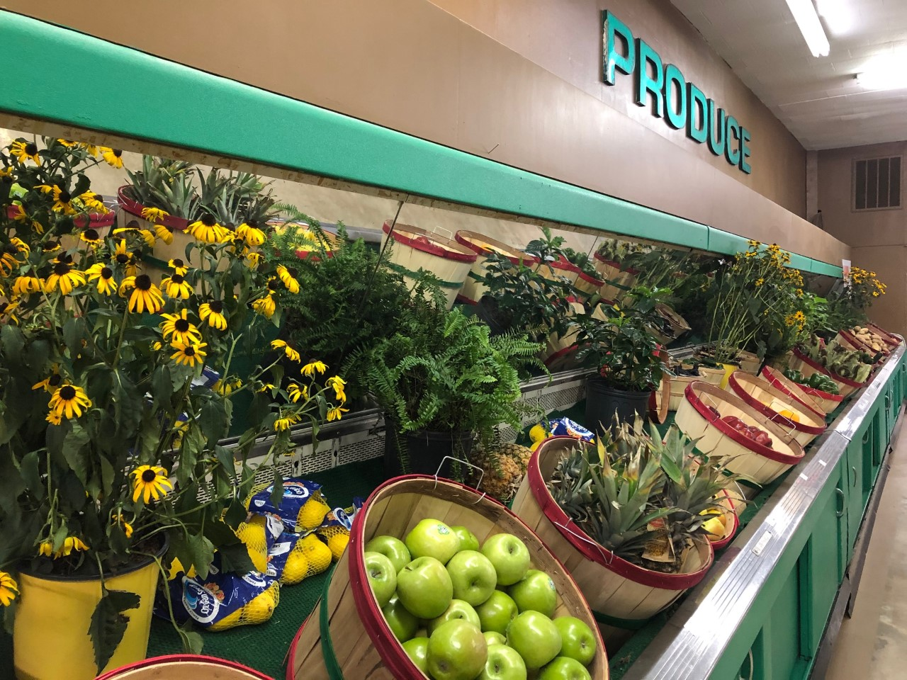 local produce at Urban Market Discount Foods