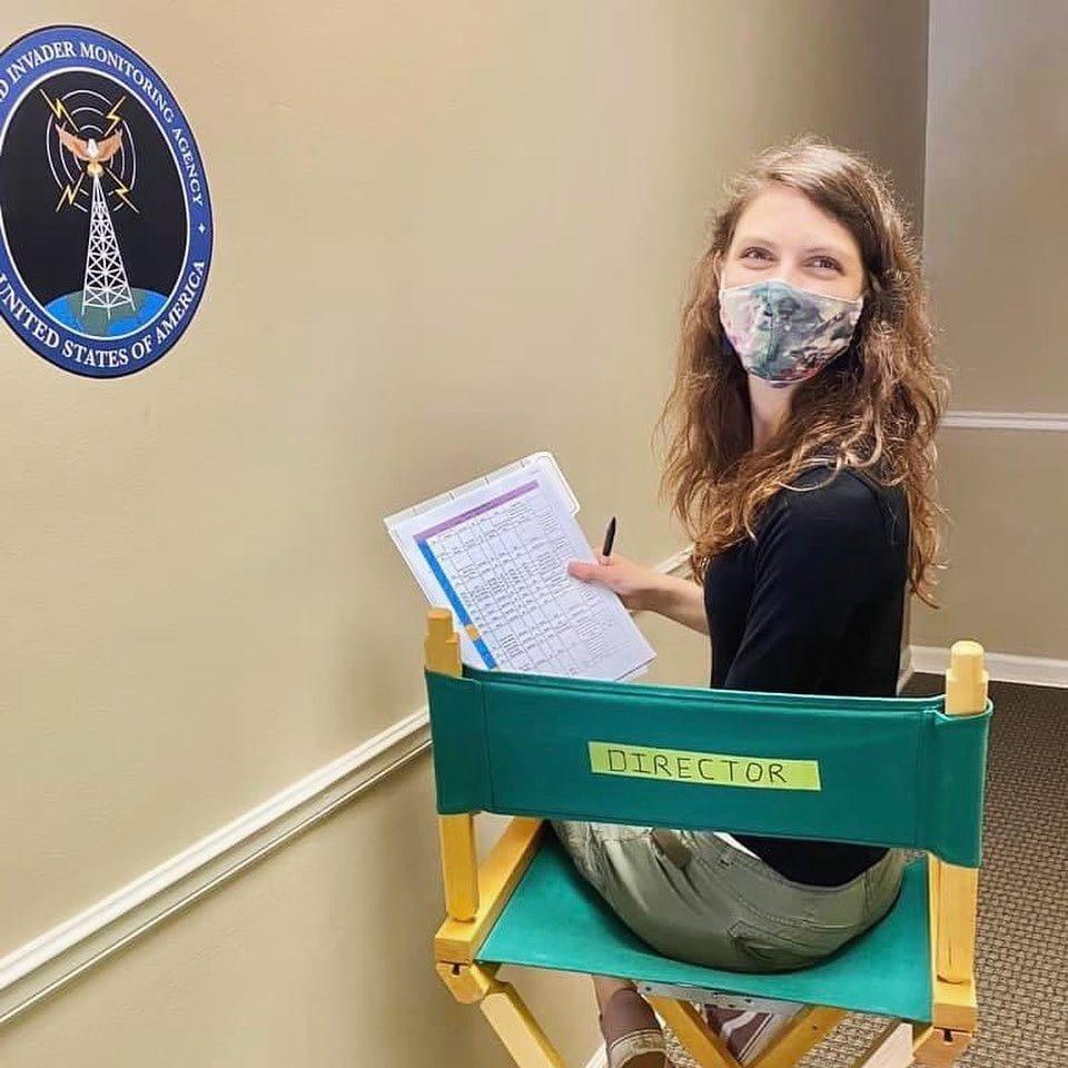 """Super Science Showcase"", the directing gig Lauren got through the team seeing a film she had at Sidewalk Film Center"