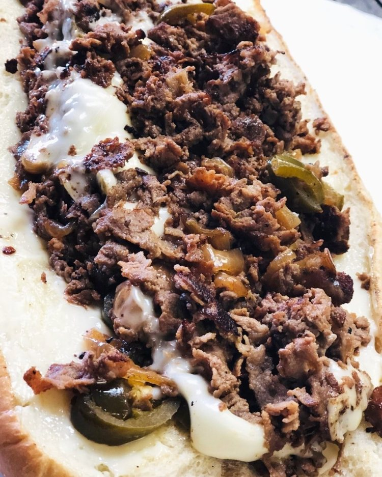 Birmingham, T-Bone's Authentic Philly Style Cheesesteaks and Hoagies, steak