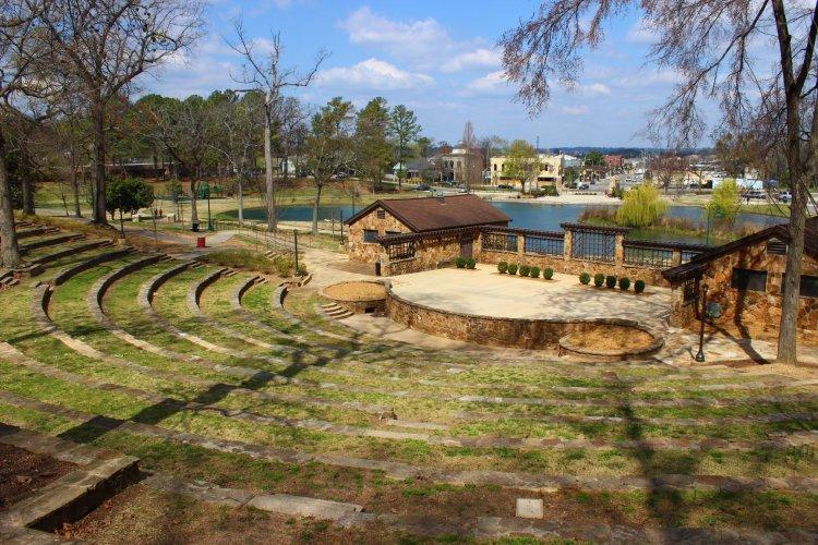 Birmingham, Avondale Park, Avondale Park Amphitheater