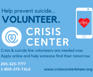 Volunteer at Crisis Center