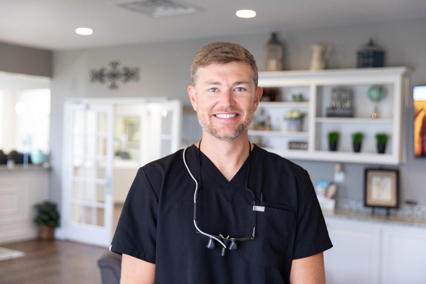Dr. MacWilliam of StoneCreek Dental Care