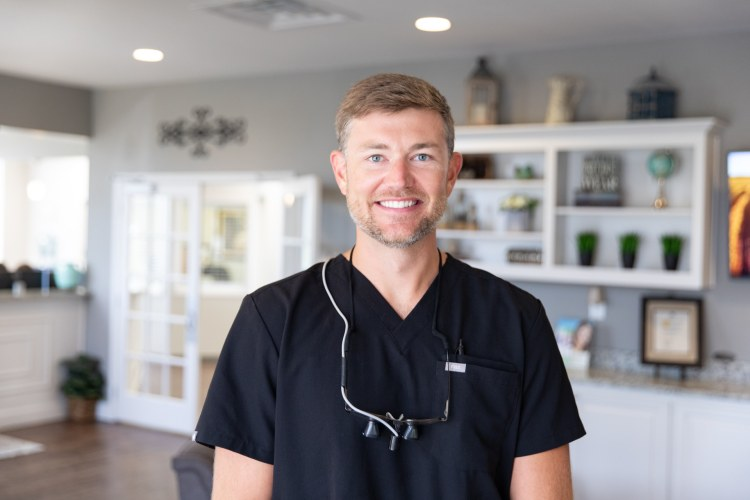 Dr. MacWilliam of StoneCreek Dental Care