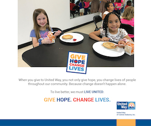 Give to the United Way