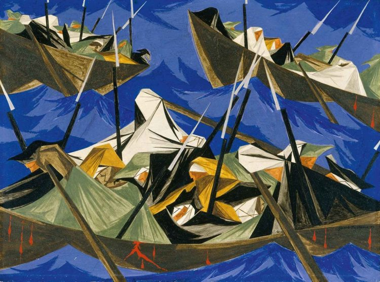 Jacob Lawrence, Birmingham Museum of Art