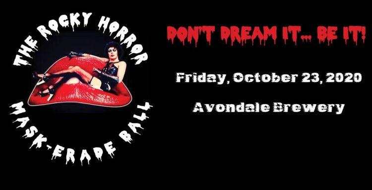 Birmingham, The Rocky Horror Mask-erade Ball, Halloween