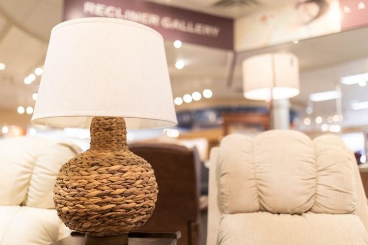 La-Z-Boy furniture lamp