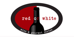 Red or White logo