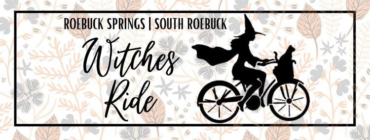 Roebuck Spring / South Roebuck Witches Ride