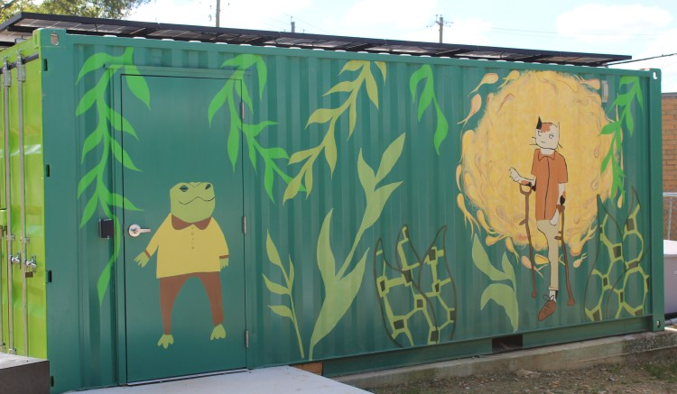 uab sustainability mural
