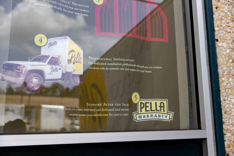 Pella warranty