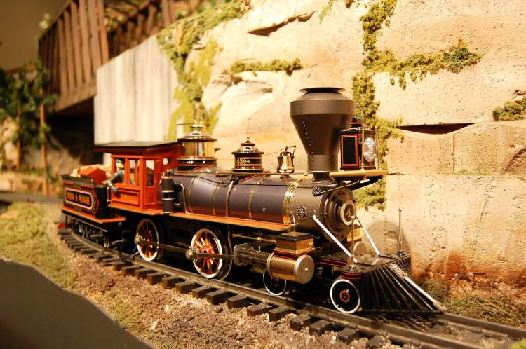 McWane Science Center, The Magic of Model Trains
