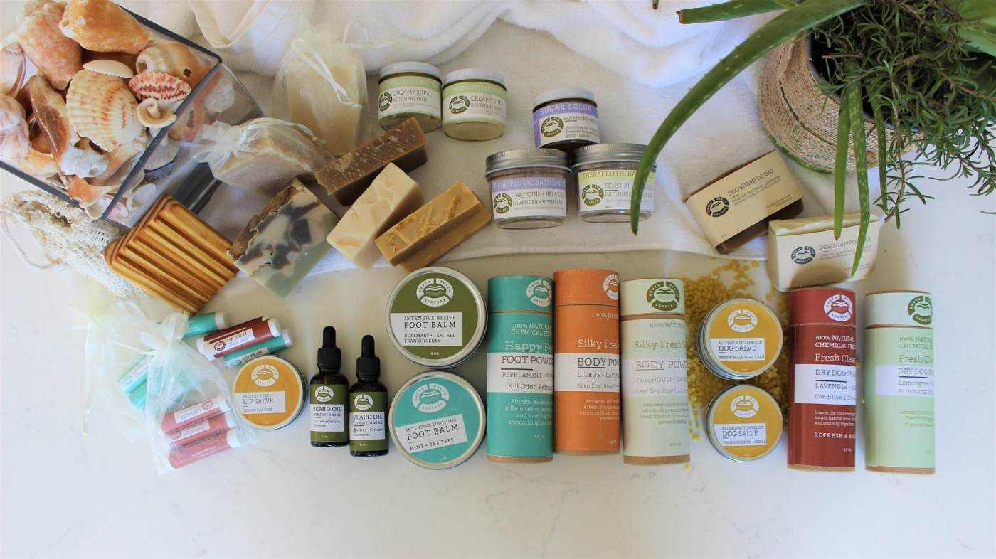 natural soap Birmingham