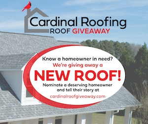 Cardinal Roofing is Giving Away a Free Roof