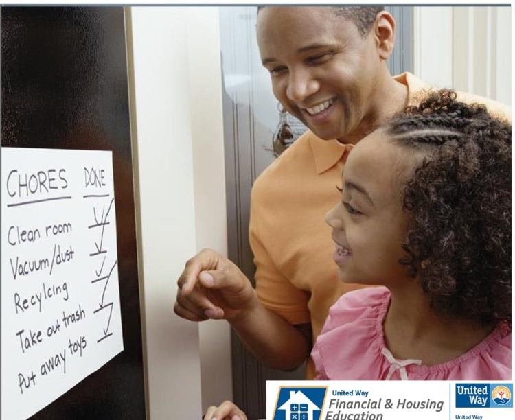Financial and Housing Education with United Way