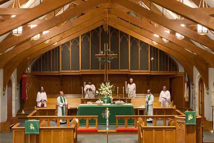 All Saint's Episcopal Church