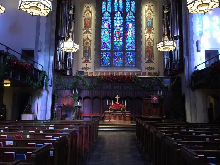 Independent Presbyterian Church Birmingham, Alabama