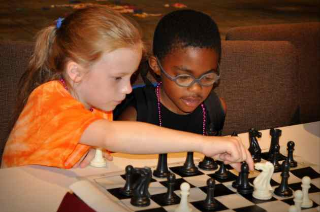 Chess at The Knight School