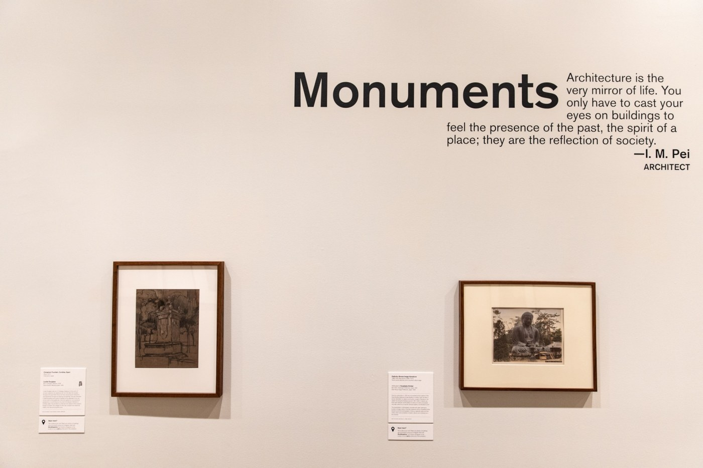 Monuments - Ways of Seeing