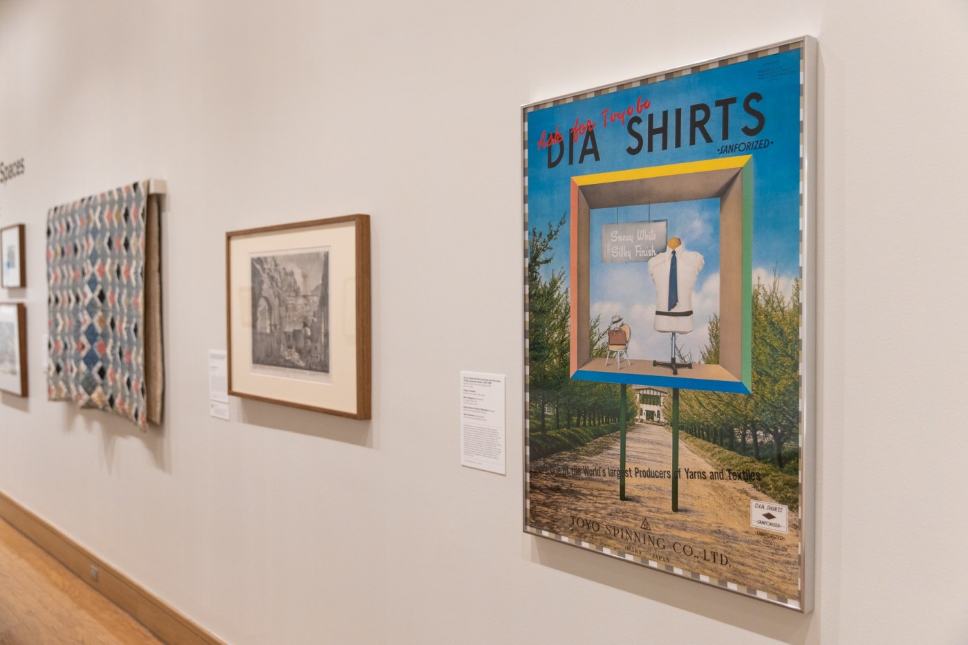 BMA Ways of Seeing Exhibition