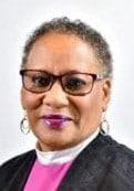 Bishop Teresa Jefferson-Snorton is one of the local clergywomen