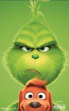 Grinch, movies
