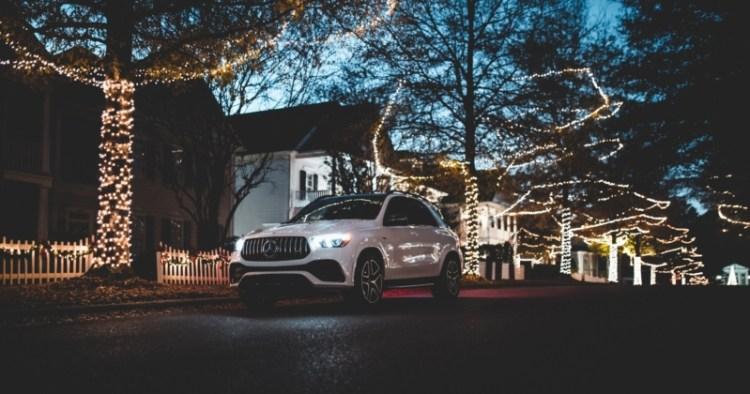 Mercedes-Benz, lights