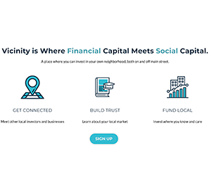 Vicinity is Social Capital