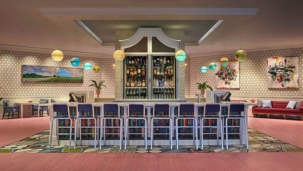 Lobby Bar at Graduate Oxford
