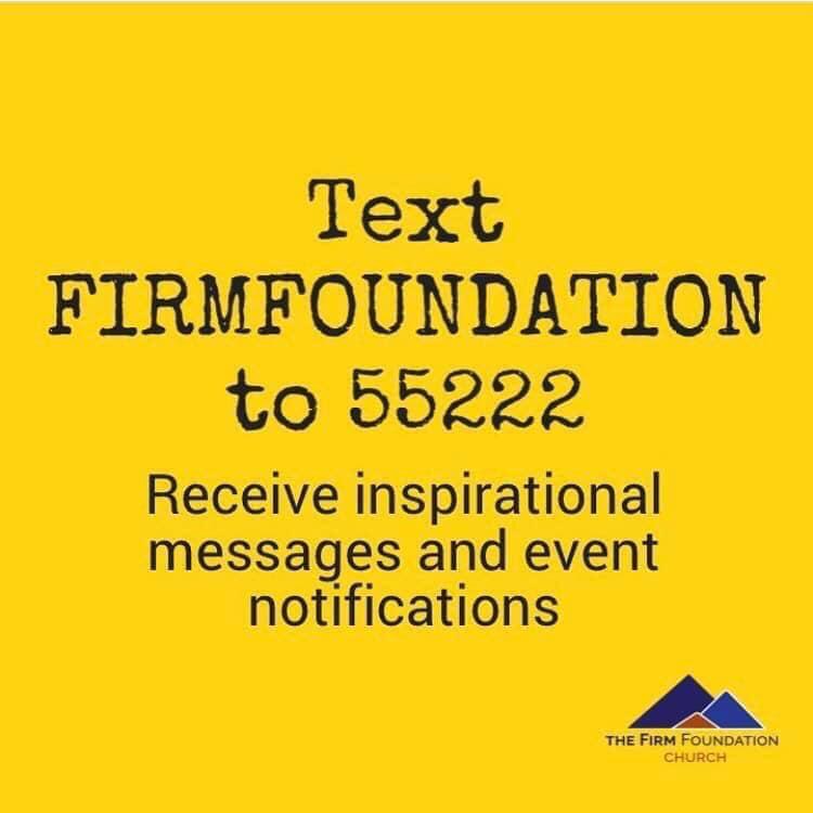 text firmfoundation