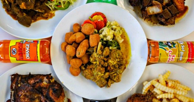 RowZac Caribbean restaurants in Birmingham