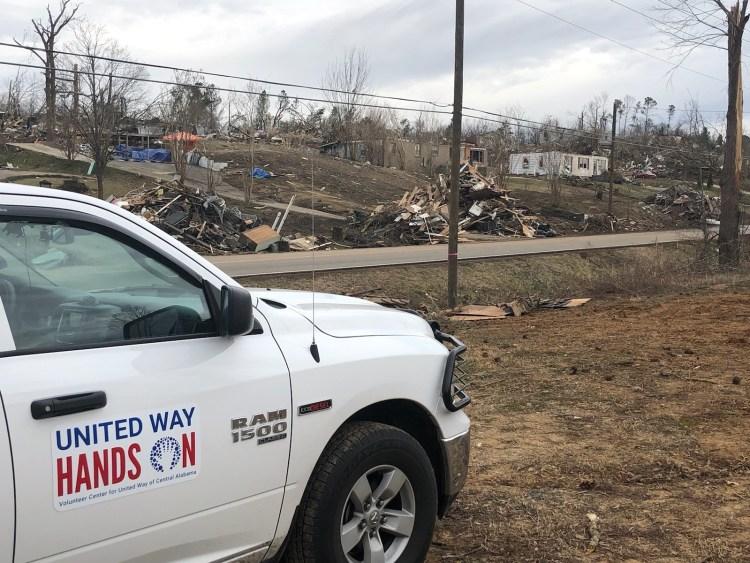tornado relief efforts