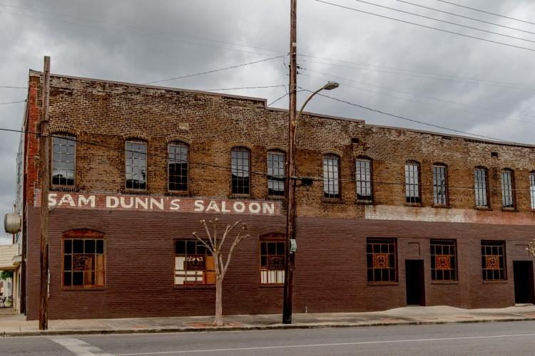sam dunn saloon bessemer