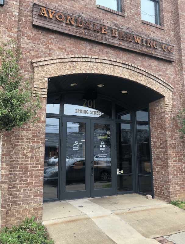 Avondale Brewing Taproom