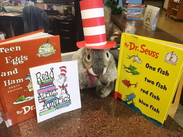 read across america dr seuss five points public library birmingham public library