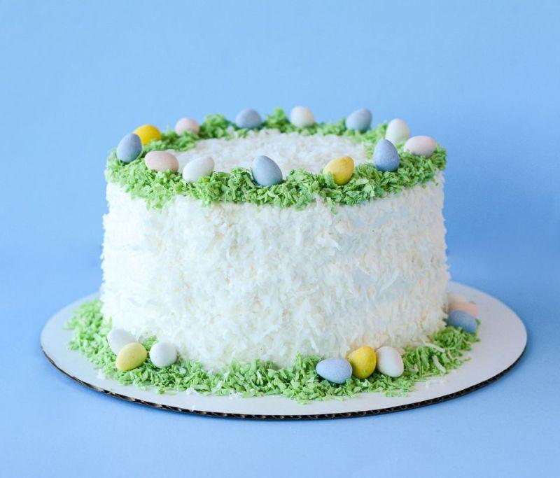 edgar's bakery easter cake