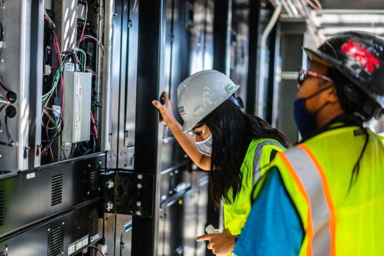 Women in Construction, BJCC