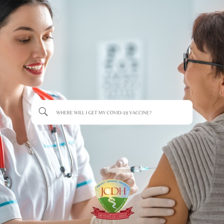 where to get a COVID-19 vaccine?
