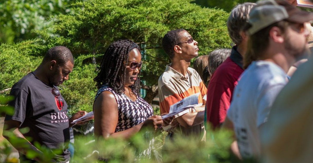 Register now for Birmingham Walking Tours with Vulcan Park & Museum