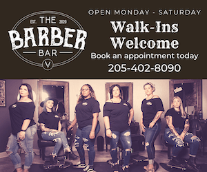 The Barber Bar