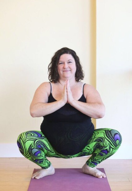 Nancy Rhodes, Abundance Yoga