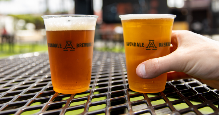 Avondale Brewing Co beers