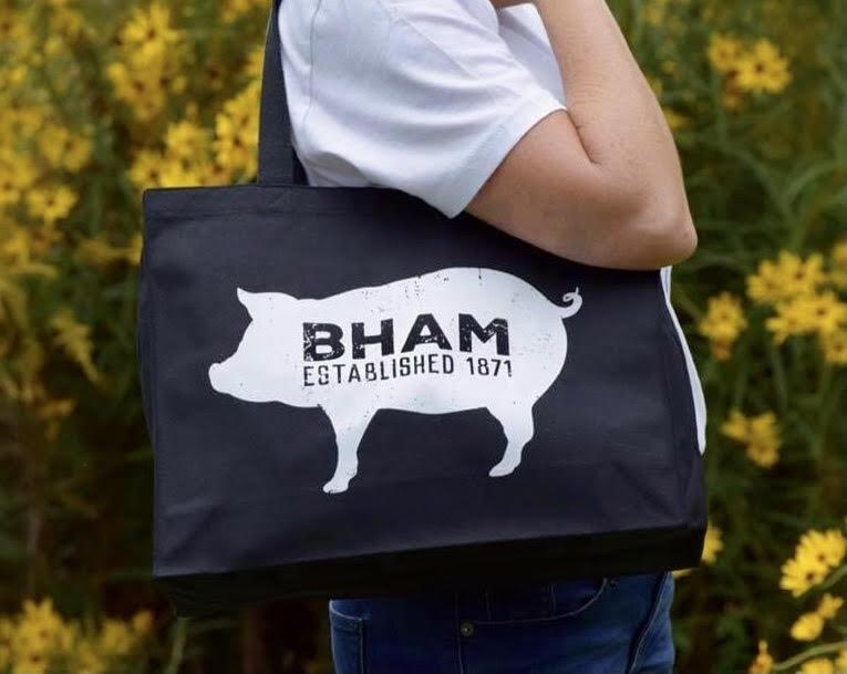 bham tote bag