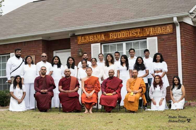alabama buddhist vihara